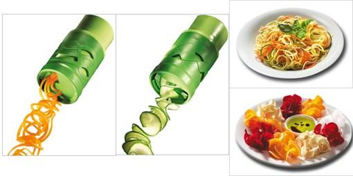 Veggie-Twister